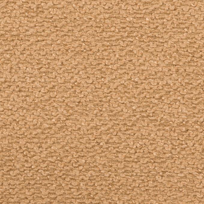 ポリエステル&レーヨン×無地(シャンパンゴールド)×ファンシーツイード イメージ1