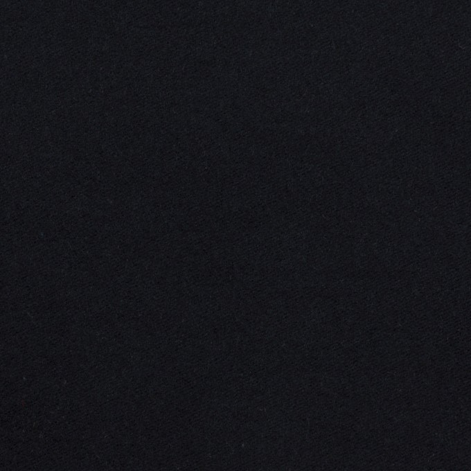 コットン×無地(ダークネイビー)×モールスキン_全2色 イメージ1
