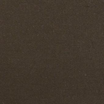 コットン×無地(ダークブラウン)×モールスキン_全3色