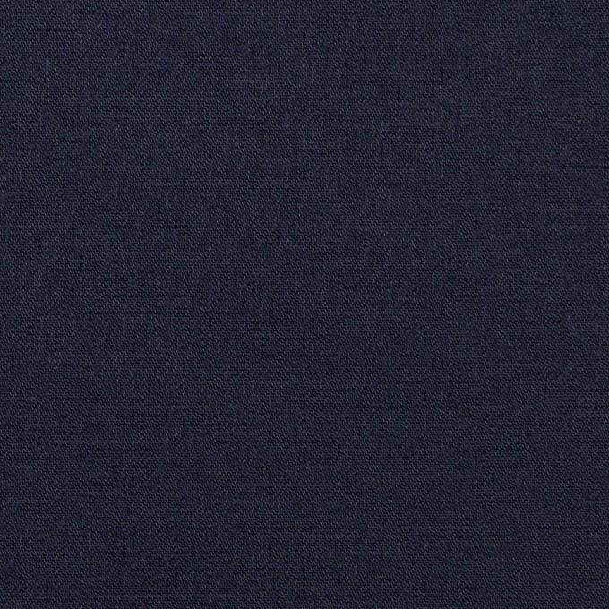 コットン×無地(ネイビー)×ビエラ イメージ1