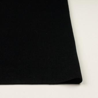 アンゴラ&ウール×無地(ブラック)×ビーバー サムネイル3