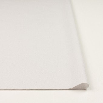 ウール×無地(パールホワイト)×ジョーゼット サムネイル3
