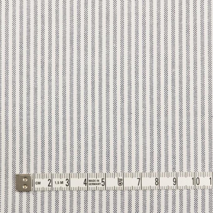 コットン×ストライプ(ネイビー)×オックスフォード_全3色 イメージ4