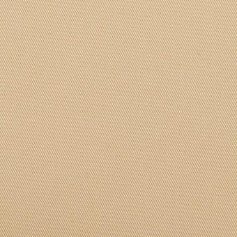コットン×無地(ベージュ)×チノクロス_全2色