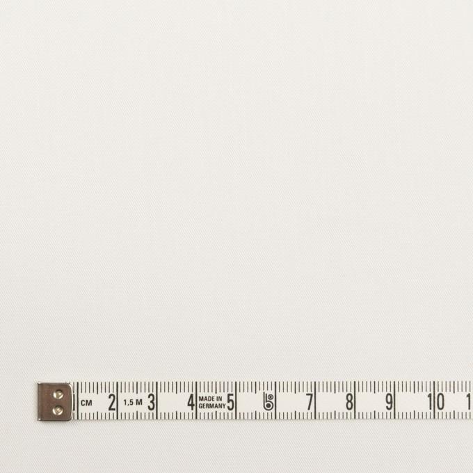 コットン×無地(ホワイト)×サージ_全7色_イタリア製 イメージ4