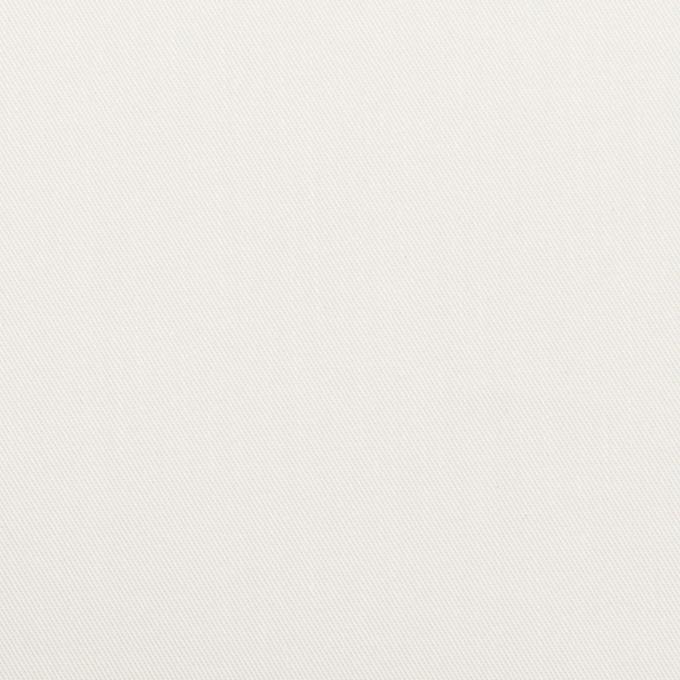 コットン×無地(ホワイト)×サージ_全7色_イタリア製 イメージ1