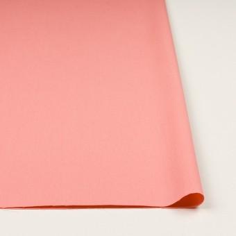 コットン×無地(コーラルピンク)×サージ_全7色_イタリア製 サムネイル3