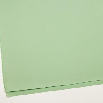 コットン×無地(フレッシュグリーン)×サージ_全7色_イタリア製 サムネイル2