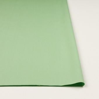 コットン×無地(フレッシュグリーン)×サージ_全7色_イタリア製 サムネイル3