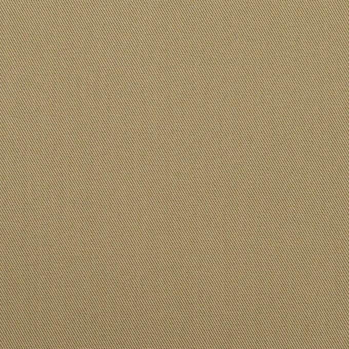 コットン×無地(カーキ)×サージ_全7色_イタリア製 イメージ1