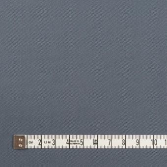 コットン×無地(ウィンターブルー)×サージ_全7色_イタリア製 サムネイル4