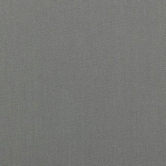 コットン×無地(スチールグレー)×サージ_全7色_イタリア製 サムネイル1