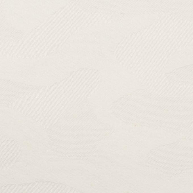 コットン&ポリウレタン×迷彩(オフホワイト)×ジャガード・ストレッチ イメージ1