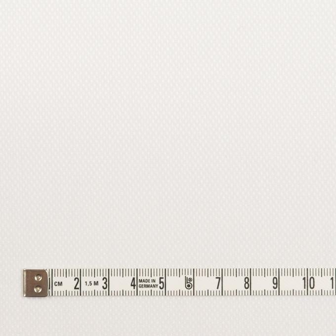 コットン×無地(ホワイト)×斜子織 イメージ4