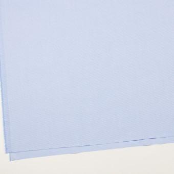 コットン×無地(ブルー)×斜子織 サムネイル2
