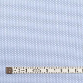 コットン×無地(ブルー)×斜子織 サムネイル4
