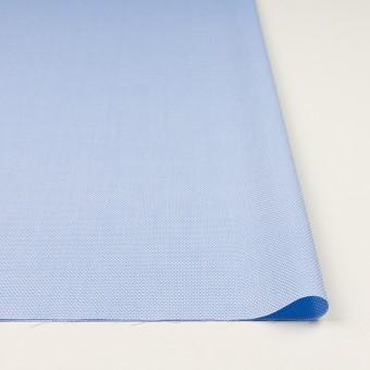 コットン×無地(ブルー)×斜子織 サムネイル3