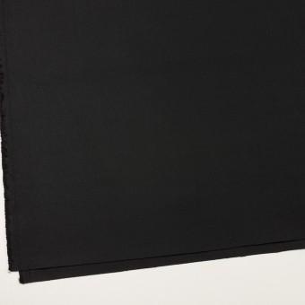 コットン×無地(ブラック)×グログラン サムネイル2