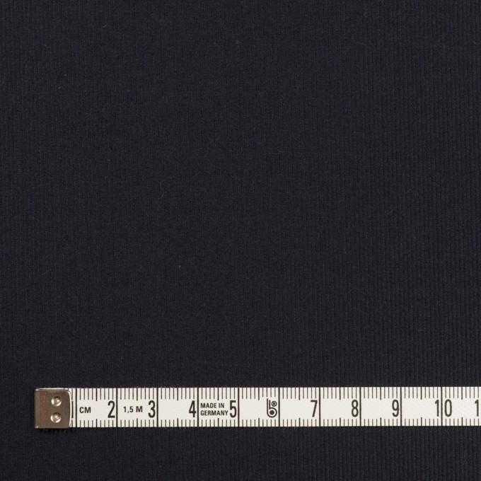 コットン×無地(ダークネイビー)×グログラン イメージ4