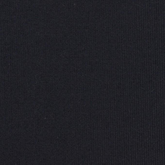 コットン×無地(ダークネイビー)×グログラン イメージ1
