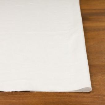 コットン×無地(ホワイト)×サテンワッシャー_全14色 サムネイル3