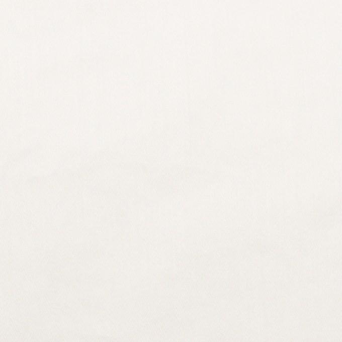 コットン×無地(ホワイト)×サテンワッシャー_全14色 イメージ1