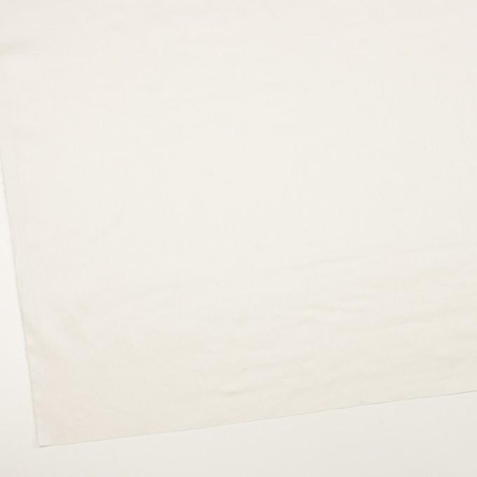 コットン×無地(ミルク)×サテンワッシャー_全14色 イメージ2
