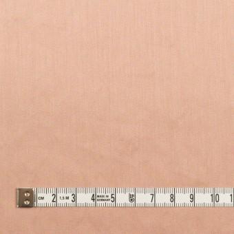コットン×無地(サーモンピンク)×サテンワッシャー_全14色 サムネイル4