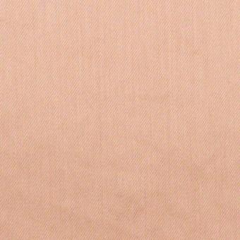 コットン×無地(サーモンピンク)×サテンワッシャー_全14色