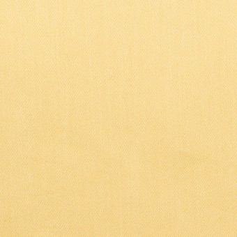 コットン×無地(レモンイエロー)×サテンワッシャー_全14色