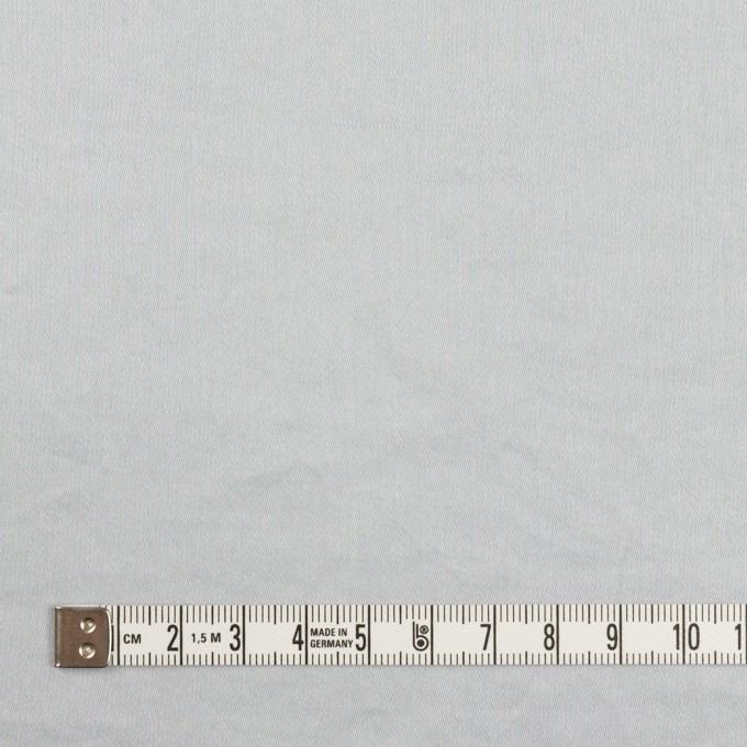 コットン×無地(ペールグレー)×サテンワッシャー_全14色 イメージ4