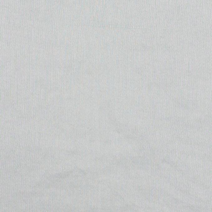 コットン×無地(ペールグレー)×サテンワッシャー_全14色 イメージ1