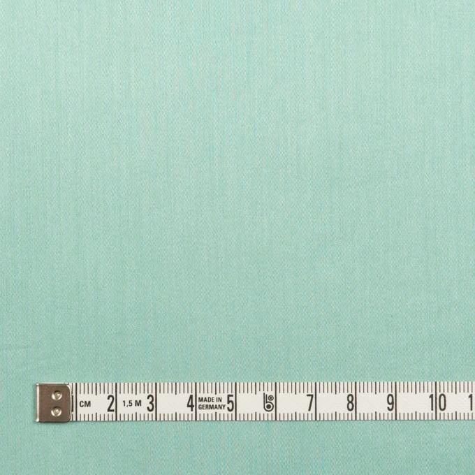コットン×無地(ミント)×サテンワッシャー_全14色 イメージ4