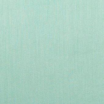 コットン×無地(ミント)×サテンワッシャー_全14色