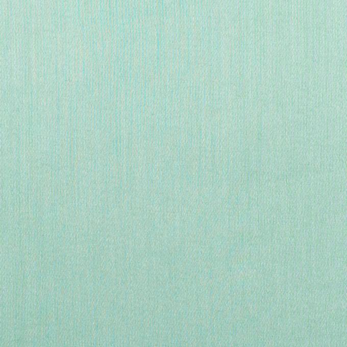コットン×無地(ミント)×サテンワッシャー_全14色 イメージ1