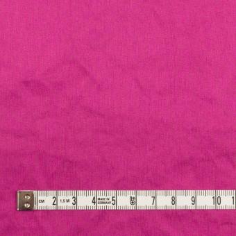 コットン×無地(チェリーピンク)×サテンワッシャー_全14色 サムネイル4