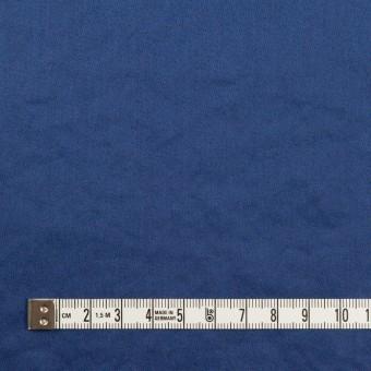 コットン×無地(マリンブルー)×サテンワッシャー_全14色 サムネイル4