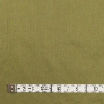 コットン×無地(カーキグリーン)×サテンワッシャー_全14色 サムネイル4
