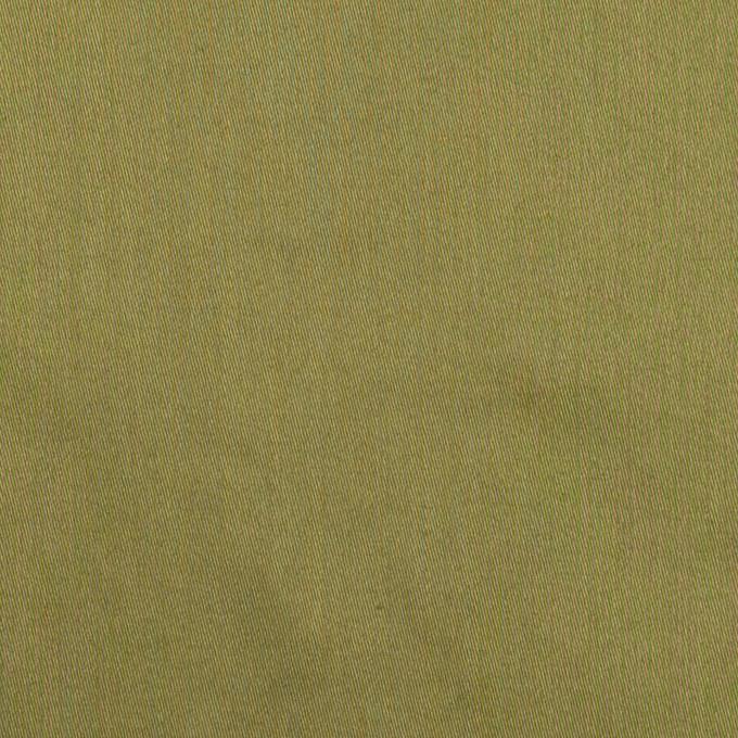 コットン×無地(カーキグリーン)×サテンワッシャー_全14色 イメージ1