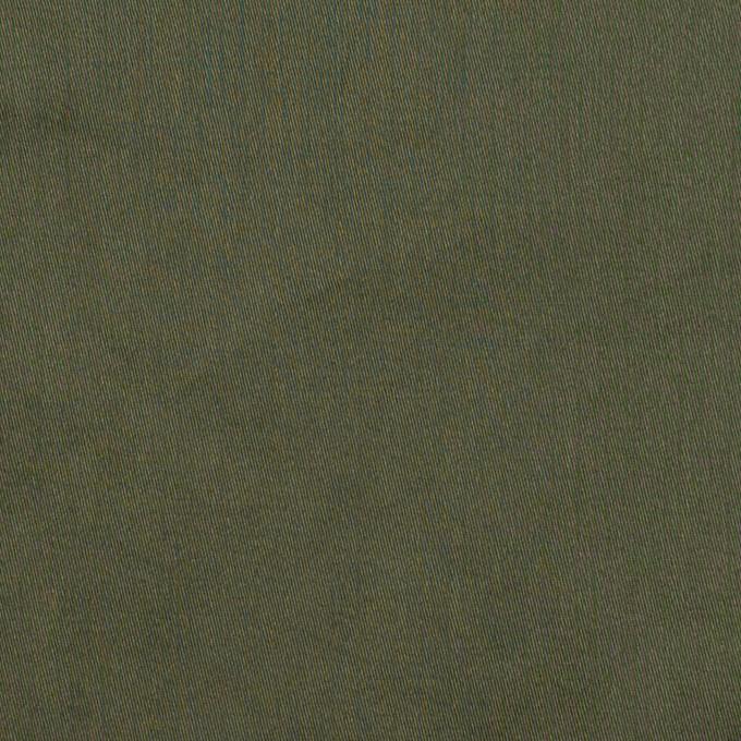コットン×無地(モスグリーン)×サテンワッシャー_全14色 イメージ1