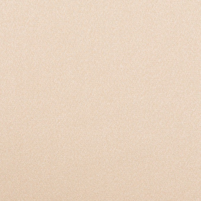 ポリエステル×無地(ピンクベージュ)×サテン_全3色 イメージ1