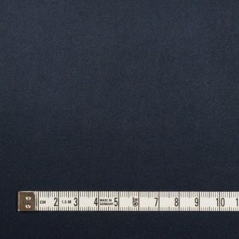 ポリエステル×無地(ネイビー)×サテン_全3色 サムネイル4