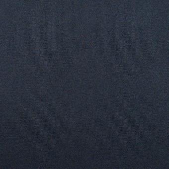 ポリエステル×無地(ネイビー)×サテン_全3色 サムネイル1