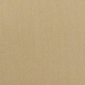 リネン&レーヨン混×無地(カーキベージュ)×サージストレッチ_全4色