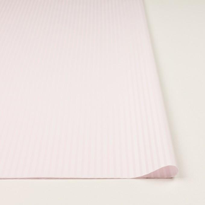 コットン×ストライプ(パウダーピンク)×ジャガード_全3色 イメージ3
