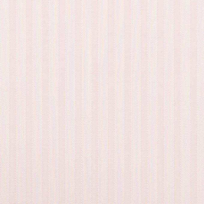 コットン×ストライプ(パウダーピンク)×ジャガード_全3色 イメージ1