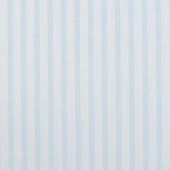 コットン×ストライプ(サックス)×ジャガード_全3色