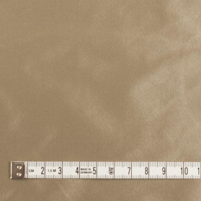 ポリエステル×無地(シャンパンゴールド)×形状記憶シャンブレータフタ イメージ4
