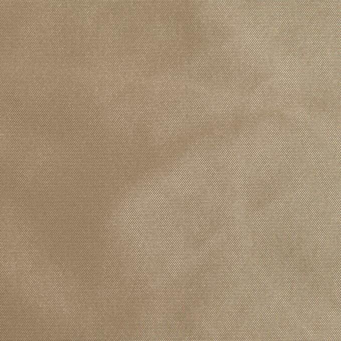 ポリエステル×無地(シャンパンゴールド)×形状記憶シャンブレータフタ イメージ1