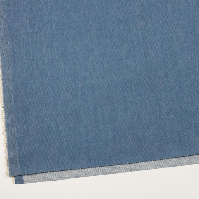コットン×無地(インディゴブルー)×デニム(9.5oz) イメージ2